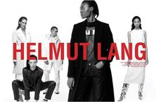 Fashion Editor, Daily Fashion, Cole Mohr, Steven Meisel, Advertising Campaign, New Artists, Helmut Lang, Creative Director, Fall Winter