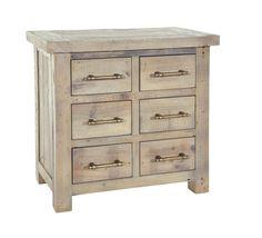 Saltash Reclaimed Wood Storage Chest