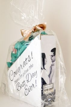Engagement Gift Kit