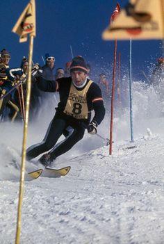 Karl Schranz - Austria - winner 1969, 1970