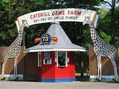Catskill Game Farm, Catskill, New York.  I loved this place as a child (and as a young parent)... sorry it's gone