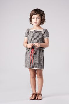 This is so precious I don't know where to begin-SS'14 Lookbook, Caramel Baby & Child.
