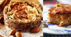 Prepara un delicioso postre de forma sencilla y sin utilizar harinas ni horno.