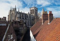 York...my favorite city in England!