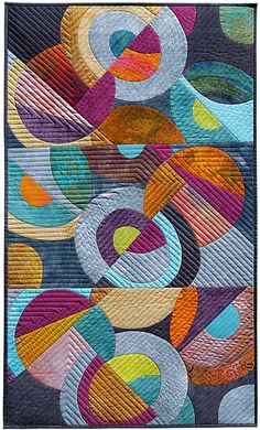2016 On the Edge - Contemporary Quilt