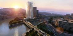 el estudio de arquitectura zaha hadid es el encargado de diseñar el rascacielos, proyecto que contaba inicialmente con un presupuesto de 80 ...