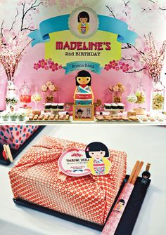 Japanese theme parties on pinterest mouse events theme parties