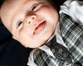 Fancy Vest and Tie Onesie - Any Size - Other Colors Available - Customize
