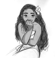 """Moana"" by Jin Kim* • Blog/Website 