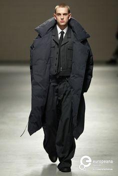 Raf Simons, Autumn-Winter 2005, Menswear