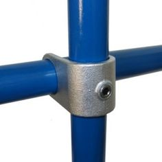 160-A27 Galvanised Tube Clamp
