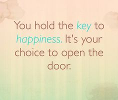 Just remember... #happiness
