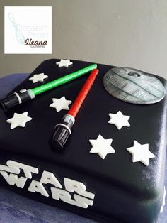 Star Wars pastel fondant
