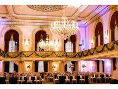 Omni William Penn Hotel Wedding