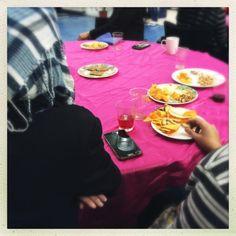Goodbye party @DeVestHaarlem  Female refugees say goodbye to friends. They go to an #azc  #partir c'est mourir un peu  #haarlem #dekoepel #refugees #dance #teers #love Lobsterblog