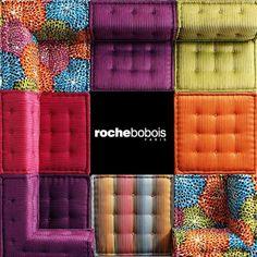 roche bobois mah jong couleurs et libert chez roche bobois