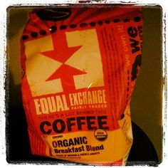 Equal Exchange / Organic / Coffee