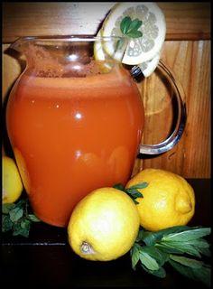 Gingerata cu goji si citrice | Retetele Mele Dragi Goji, Tasty, Yummy Food, Moscow Mule Mugs, Healthy Recipes, Healthy Food, Grapefruit, Smoothies, Food And Drink