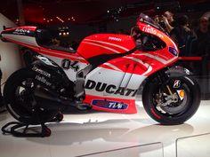 Ducati Moto GP Bike