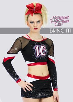 11842b357afc5 BRING IT FRONT-GlitterStarz-Custom-uniforms-With-Bling-Rhinestone-