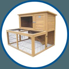 Double Story Ferret Cage with Run