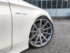 AMG mit CORSPEED Deville. #mercedes #amg #tunerwheels #corspeed #deville Mercedes Amg, Wheels, Sport, Deporte, Sports