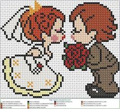 Beginning Cross Stitch Embroidery Tips - Embroidery Patterns Cross Stitching, Cross Stitch Embroidery, Hand Embroidery, Embroidery Patterns, Cross Stitch Rose, Cross Stitch Charts, Disney Quilt, Wedding Cross Stitch Patterns, Plastic Canvas Crafts