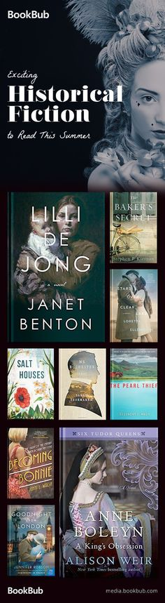 9 must-read historical fiction novels worth a read in 2017. Featuring WWII fiction, popular new releases, books with romance, novels based on true stories, and more!