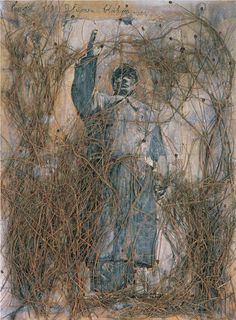 anselm kiefer Anselm Kiefer, Modern Art, Contemporary Art, Gouache, Linocut Prints, Abstract Sculpture, Mixed Media Art, Art Pictures, Les Oeuvres