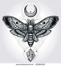 1ebfa785a4b2d5ec44d308655993d493--death-head-moth-tattoo-moth-sternum-tattoo.jpg 236×257 pixels