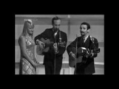 "Peter Paul & Mary Singing ""Puff The Magic Dragon"""