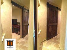ARIZONA BARN DOORS: Barn Doors Create Room Versatility