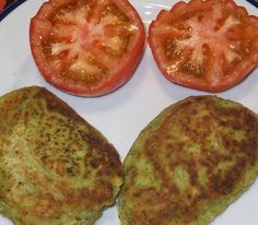 Cocina – Recetas y Consejos Veggie Recipes, Diet Recipes, Cooking Recipes, Healthy Recipes, Hamburgers, Zucchini Burger, Vegan Vegetarian, Vegetarian Recipes, Salads