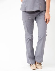 Jaanuu medical apparel made out of the finest antimicrobial material. The styles are cute too!