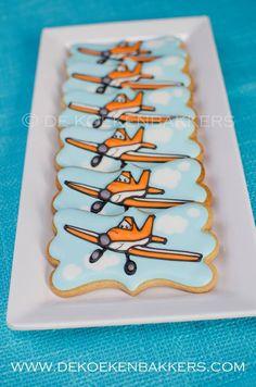 De Koekenbakkers create cute, cartoon, general-aviation airplane.