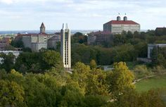 Oh how I miss the University of Kansas on Mt. Oread in Lawrence