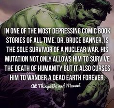 Why the Hulk is the most powerful hero