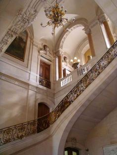 Musée du Louvre, Stairway