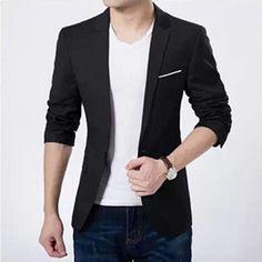 2016 Men Suits Jacket Casaco Terno Masculino Suit Cardigan Jaqueta Wedding Suits Jacket S-XXXL US $13.76-15.25 /piece