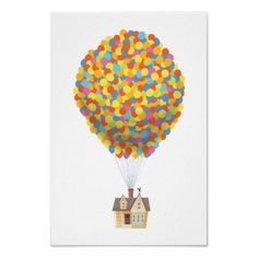 up the movie house and balloons - Google Search