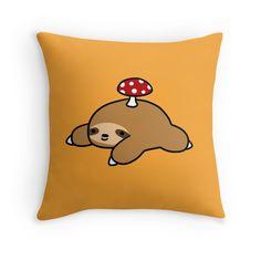 Sloth and Mushroom