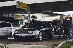 Audi RS4 B5 Mischkulnig | by AIGO Photography