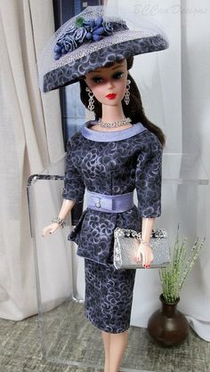 BCCan OOAK Barbie Silkstone and vintage 235 a | Flickr - Photo Sharing!