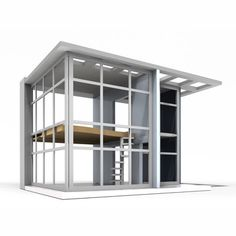 Dylan House now featured on Fab.  Check out this doll house and the entire Brinca Dada line … very cool!