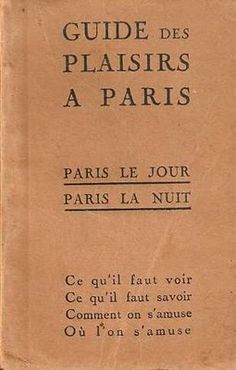 Amuse toi bien à Paris!