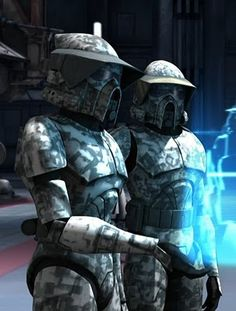 "The Star Wars Movies: ""Havoc"" was the nickname of a clone trooper who served in the Grand Army of the Republic during the Clone Wars. Description from pinterest.com. I searched for this on bing.com/images"