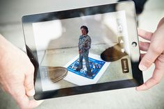 Top Gear Host Narrates Museum Exhibits — as Augmented Reality Avatar