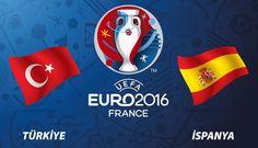 Euro 2016 Avrupa Futbol Şampiyonası D Grubunda mücadele eden A Milli Futbol Takımımız ikinci maçı için turnuvanın son şampiyonu İspanya karşısında sahada olacak. Türkiye-İspanya maçı 17 Haziran Cuma akşamı TRT1 ekranlarından yayınlanacak. Fransa'nın Nice şehrinde yer alan, 35.000 seyirci kapasitesine sahip Stade de Nice stadında oynanacak karşılaşmada, İspanya Iniesta, Fabregas ve Ramos gibi yıldız oyunculardan oluşan kadrosuyla sahaya çıkacak. Ay Yıldızlılar'ın kadrosu ise Arda, Burak ve…