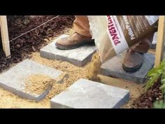 How To Build a Paver Path - The Home Depot