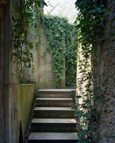 Carlo Scarpa. Villa Ottolenghi. Verona, Italy, 1978.